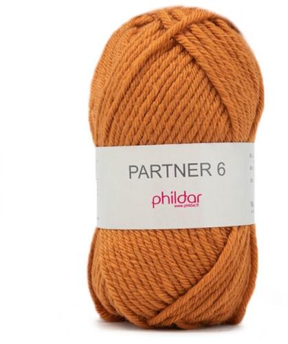 Phildar Partner 6 2333 Cognac
