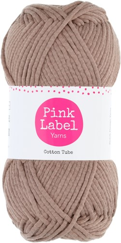 Pink Label Cotton Tube 018 Lisa - Taupe