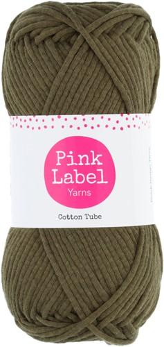 Cotton Tube Mand Haakpakket 2 Olive green