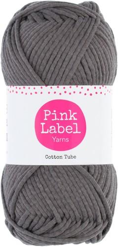 Pink Label Cotton Tube 060 Fay - Dark grey