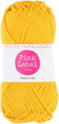 Cotton Tube Damesvest Breipakket 1 Cosy yellow XL/XXL