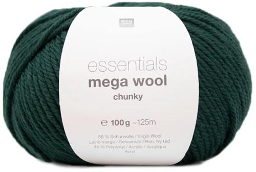 Rico Essentials Mega Wool Chunky 027 Ivy