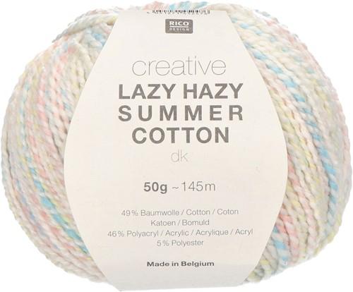 Rico Creative Lazy Hazy Summer Cotton dk 001 Pastel