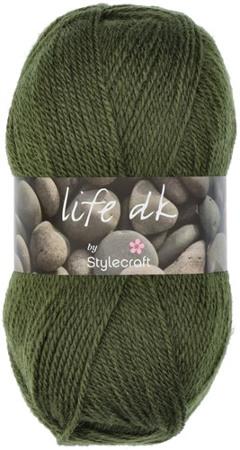 Stylecraft Life DK 2302 Olive