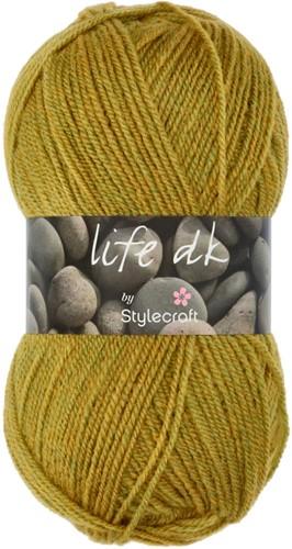 Stylecraft Life DK 2496 Mustard