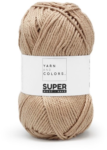 Yarn and Colors Black, White and Bright Comfy Cushion Breipakket 009 Limestone