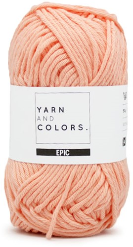 Yarn and Colors Oh Baby! Sweater Breipakket 042 Peach
