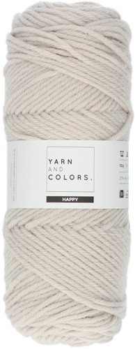 Yarn and Colors Maxi Cardigan Haakpakket 2 S/M Birch