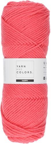 Yarn and Colors Maxi Cardigan Breipakket 5 L/XL Pink Sand