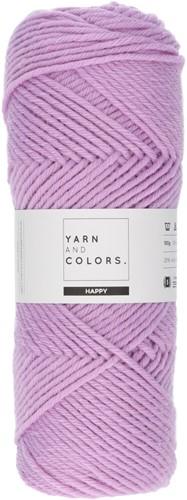 Yarn and Colors Maxi Cardigan Haakpakket 7 L/XL Orchid
