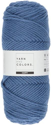 Yarn and Colors Maxi Cardigan Breipakket 8 L/XL Denim
