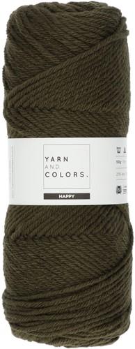 Yarn and Colors Maxi Cardigan Haakpakket 11 S/M Khaki