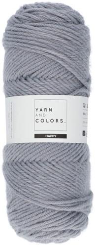 Yarn and Colors Maxi Cardigan Haakpakket 12 S/M Shark Grey