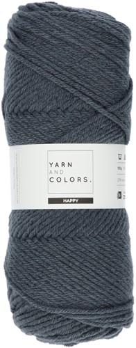 Yarn and Colors Maxi Cardigan Haakpakket 13 S/M Graphite