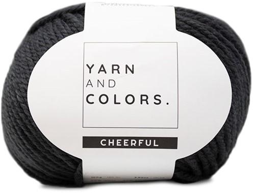 NEW - Chunky Cheerful Hat Haakpakket 2 Graphite