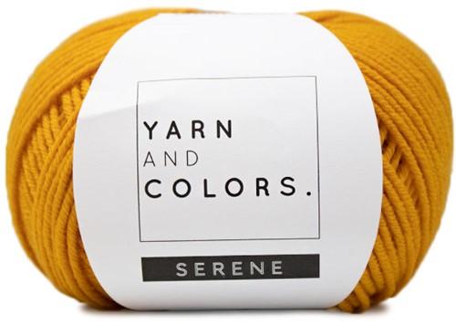 Yarn and Colors Oh Baby! Hat Haakpakket 015 Mustard