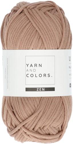 Yarn and Colors Petit Purse Haakpakket 006 Taupe