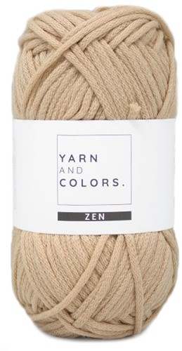 Yarn and Colors Basic Blanket Haakpakket 009 Limestone