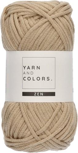 Yarn and Colors Slouchy Pouch Haakpakket 1 Limestone
