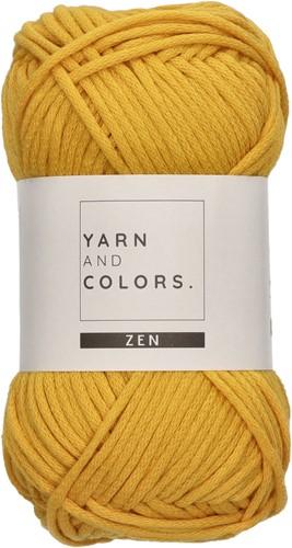 Yarn and Colors Petit Purse Haakpakket 015 Mustard