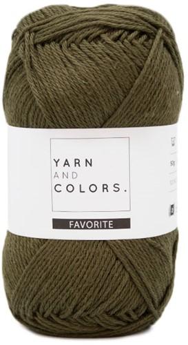 Yarn and Colors Oh Baby! Knit Booties Breipakket 091 Khaki