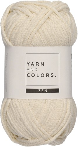 Yarn and Colors Tank Top Breipakket 1 Cream S