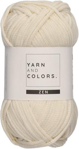 Yarn and Colors Tank Top Breipakket 1 Cream XL