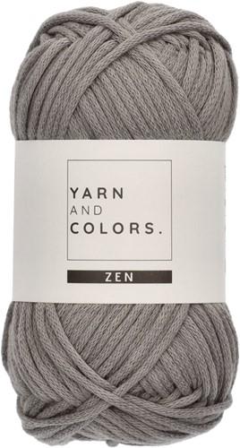Yarn and Colors Tank Top Breipakket 3 Shark Grey S