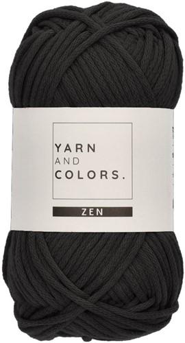 Yarn and Colors Tank Top Breipakket 4 Graphite XL