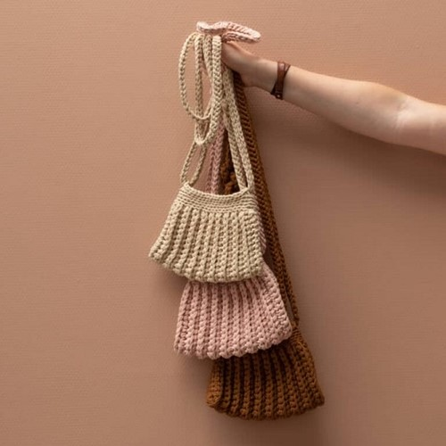 Haakpatroon Yarn and Colors Cool Cross Body Bag