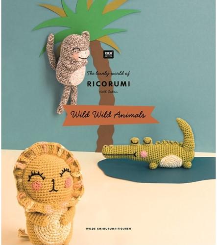 Rico Ricorumi Wild Wild Animals