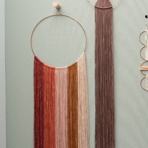 Yarn and Colors Degrade WOW! Muurhanger Pakket 023