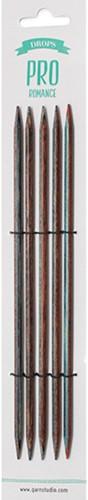 Drops Pro Romance Kousenbreinaalden 20cm 4,0mm