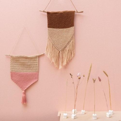 Yarn and Colors Funky Flags Brei-/haakpakket
