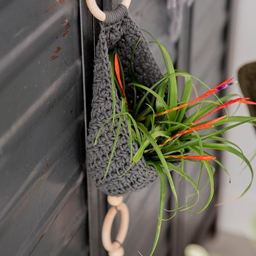 Homedeco Plantenhanger Haakpakket 3 Industrieel