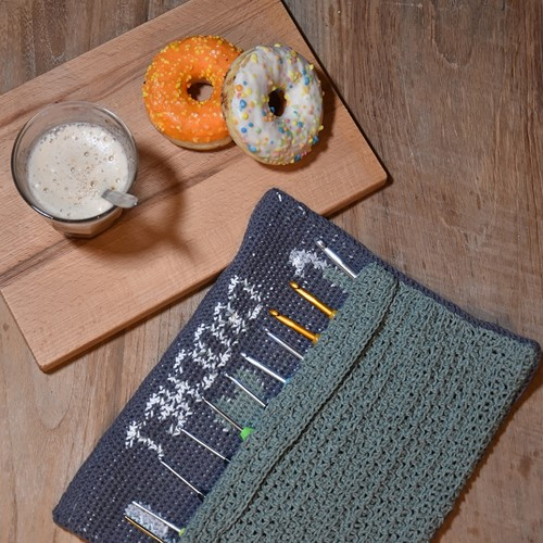 Haakpatroon Haaknaaldenetui A Cup of Crochet