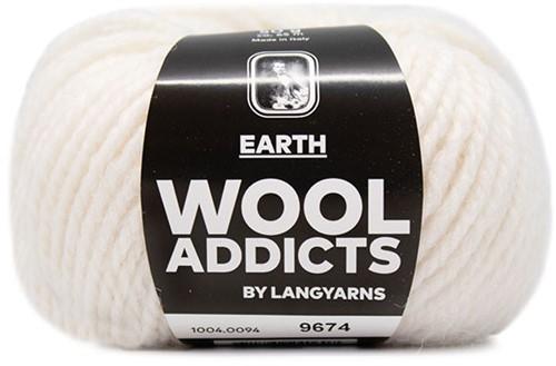 Wooladdicts Grounded Gear Trui Breipakket 1 S/M