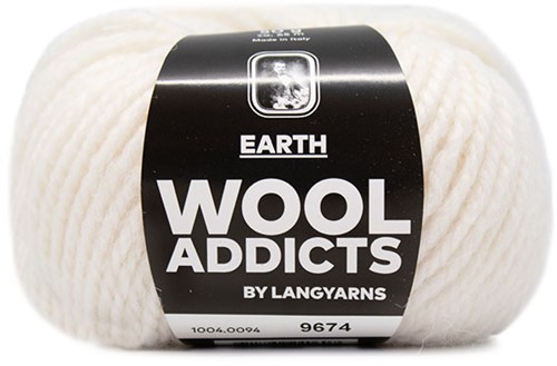 Wooladdicts Grounded Gear Trui Breipakket 1 L/XL