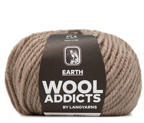 Wooladdicts Touch of Taupe Trui Breipakket 2 L