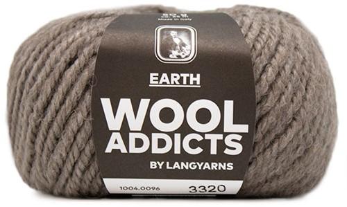 Wooladdicts Grounded Gear Trui Breipakket 3 L/XL