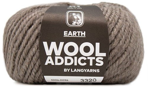 Wooladdicts Touch of Taupe Trui Breipakket 3 S
