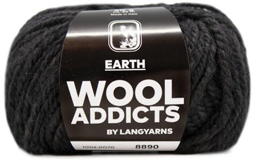Wooladdicts Grounded Gear Trui Breipakket 7 L/XL