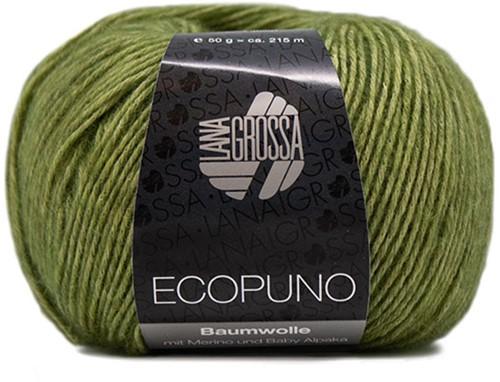 Kukka Sweater Breipakket 3 Apple Green 34/36