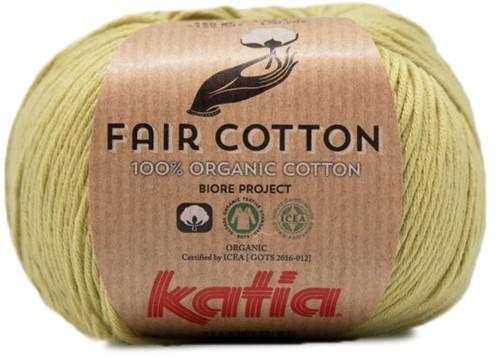 Fair Cotton Zomertop Haakpakket 1 42/44 Pistachio