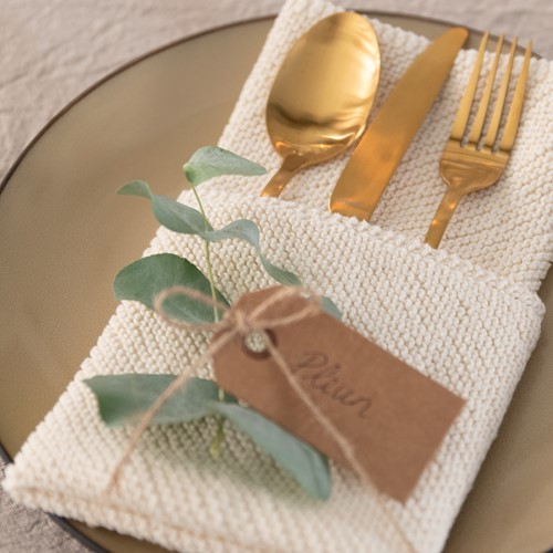 Breipatroon Yarn and Colors Favorite Napkins