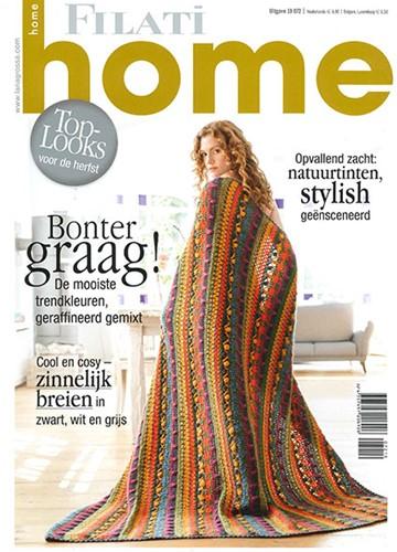 Lana Grossa Filati Home No. 72 2019