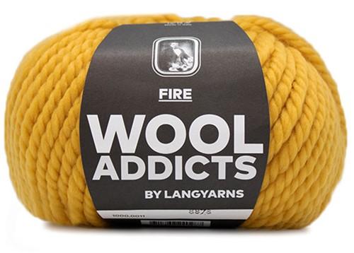 Wooladdicts Savage Saffron Muts Breipakket 11