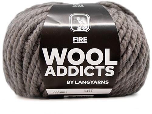 Wooladdicts Chilly Milly Vest Breipakket 3 XL