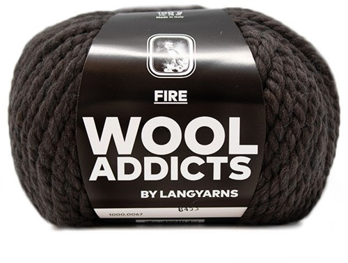 Wooladdicts Chilly Milly Vest Breipakket 4 XL