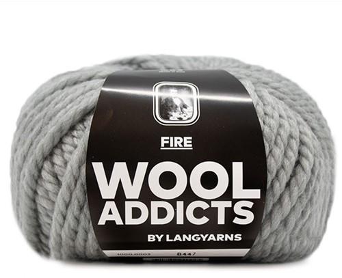 Wooladdicts Chilly Milly Vest Breipakket 5 XL